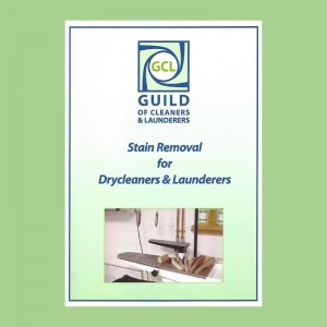 Stain Removal for Drycleaners & Launderers