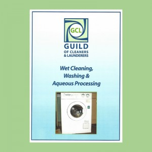 Wet Cleaning, Washing & Aqueous Processin