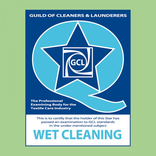 Q Star Exam - Wet Cleaning