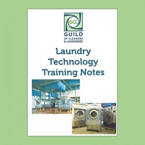 Laundry Technology Training Notes